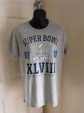 NEW NY NJ SUPERBOWL 2014 YOUTH LARGE (L 14/16) T-SHIRT BY NFL TEAM APPAREL 57GL