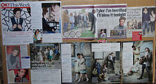 The Voice - Tyler James - clippings/cuttings/articles