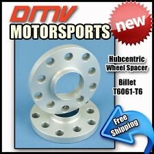 15MM | Hubcentric Wheel Spacers | For BMW 5x120 | 72.5 | 12x1.5