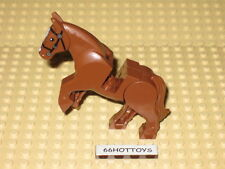 LEGO Accessories Brown Cowboy Horse New