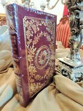 UNDER THE TUSCAN SUN  Easton Press MAYES  SIGNED FIRST NEW, SEALED!