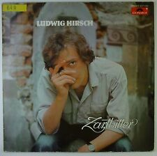 "12"" LP - Ludwig Hirsch - Zartbitter - k5663 - washed & cleaned"