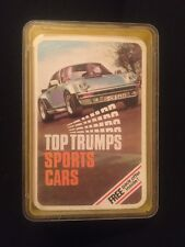 Dubreq Sport Cars Top Trumps Large Set Complete