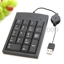 NEW 18 Keys Mini Keyboard,Wireless USB Number Pad, Laptop Numeric Keypad