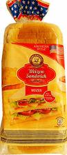 750 g American Sandwich Toast Weizen