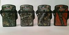 4  NEW WATERPROOF Eagle Torch Lighters Camo Butane Refillable Mossy Oak Cigar