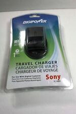 For Sony Digital Cameras TC-500S Cordless Digipower Travel Charger NIB