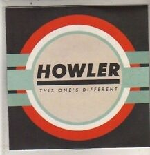 (DB717) Howler, This One's Different - 2012 DJ CD