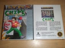 CHIPS CHALLENGE LYNX GAME NEW & FACTORY SEALED