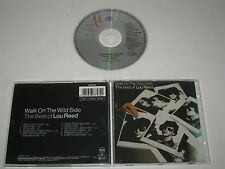 LOU REED/WALK ON THE WILD SIDE/THE BEST OF LOU REED(ND83753) CD ALBUM