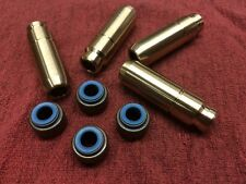 YAMAHA XT550 TT600 XT600 BRONZE VALVE GUIDES WITH VITON SEALS
