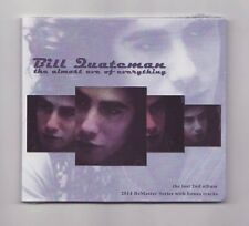 (CD) BILL QUATEMAN - The Almost Eve Of Everything / Digipak / NEW / Remaster