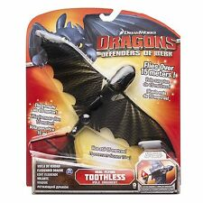 HOW TO TRAIN YOUR DRAGON 2 - TOOTHLESS REAL FLYING OFFICIAL BRAND NEW