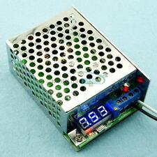 3.5-30V to 0.8-29V 5V 12V 10A DC-DC Step Down Power Supply Converter + LED Volt
