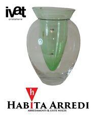 """Vaso Moderno in Cristallo """"idea regalo"""""""