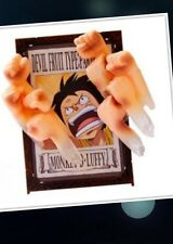 One Piece 3D Frame Wanted The Power of Devil Fruit Figure Monkey D. Luffy