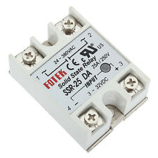 SSR-25DA SSR Solid-state Solid State Relay 25A Output AC24-380V