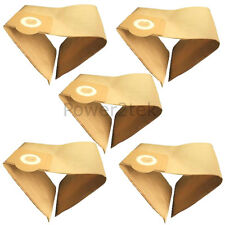 5 x ZR81 Vacuum Bags for Rowenta RB700 RB720 RB800 Hoover NEW