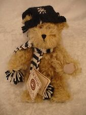 Boyds Bears Plush Alvin Mohair Bear RETIRED LE NEW With Tags #590069