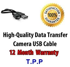 USB Camera Lead Cable Fuji Fujifilm FinePix A100 A150 A170 A850 A860 AX245W F20