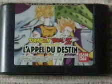 SEGA MEGADRIVE DRAGON BALL Z DRAGONBALL Z PAL SOLO CARTUCHO USADO BUEN ESTADO