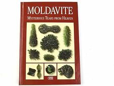 BOOK MOLDAVITE NEW EDITION PROMOTION PRICE!! 553g #OTHER1552