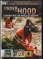 Under the Hood - Voyage into the World of Torture (DVD, 2009) Prisons, prisoners