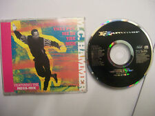 M.C. HAMMER (Hammer Hammer) They Put Me In The Mix – 1991 UK CD – BARGAIN!
