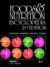 Foods & Nutrition Encyclopedia, Volume 1: A to H. Second Edition-ExLibrary