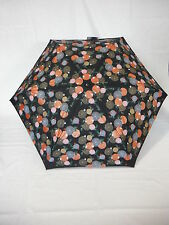 Shelta Mini Featherlite Folding Rain Umbrella - 3222 Oriental Flower (UPF 25)