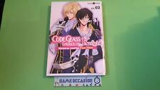CODE GEASS KNIGHT VOL 2 /EDITION TONKAM /HISTOIRES COURTES POUR FILLES /MANGA