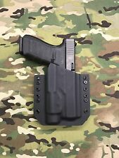 Black Kydex Light Bearing Holster Glock 20/21/37 Streamlight TLR-1s / TLR1