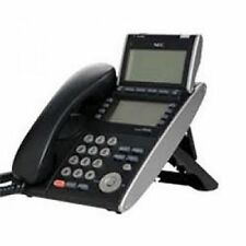 NEC ITL-8LD-1 BK TEL VoIP Phone DT700 Series 690010 REFURBISHED *1 Year Warranty