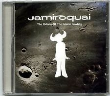 CD - JAMIROQUAI - The return of the space cowboy