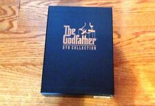 The Godfather DVD Collection (DVD, 2001, 5-Disc Set, Sensormatic) *LN*