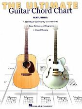 The Ultimate Guitar Chord Chart by , (Paperback), Hal Leonard Corporation , New,