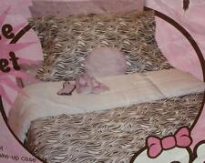 Pink Cookie Bedding/Comforter Set - CHOOSE PATTERN & SIZE - BRAND NEW