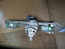 PEUGEOT 308 LEFT REAR WINDOW REG & MOTOR T7, HATCH, 02/08-
