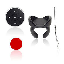Wireless Bluetooth Media Remote Control  Music Player For Car Motorcycle Bike