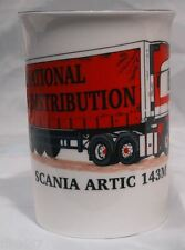 Camión Carro Scania Artic 143 Fine Bone China Taza