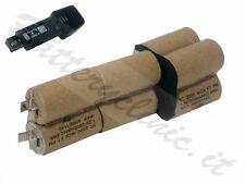 Batteria per  trapano AEG  314890  9.6V Ni-Cd 2000 mAh. kit AUTO INSTALLAZIONE