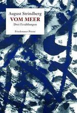 AUGUST STRINDBERG - VOM MEER