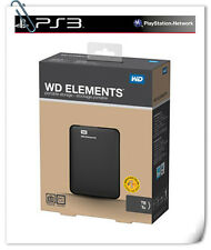 500GB + 70 Games 2.5 Ext HDD Super Speed USB 3.0 compatible with PS3 FAT32
