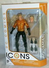 Aquaman Legend of Aquaman DC Comics ICONS Action Figure