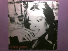 """Janet Jackson - If (7"""" single) picture sleeve VS 1474"""