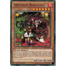 Yu-Gi-Oh! choque de rebeliones * Core-EN037 aromage Bergamota