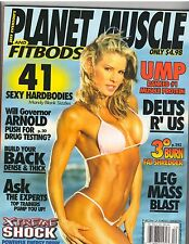 PLANET MUSCLE bodybuilding fitness magazine/Mandy Blank 12-05