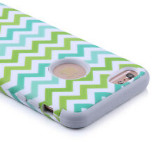 """Hybrid Shockproof Rugged Rubber Hard Cover Case for Apple iPhone 6S Plus 5.5"""""""