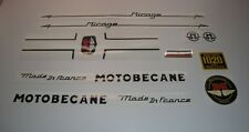Motobecane Mirage Vintage aufklleber autocollants stickers decal