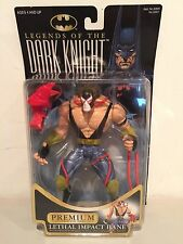 Legends of the Dark Knight BANE (Lethal Impact) Premium 1996 Kenner